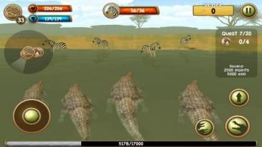 Скачать игры про крокодилов на андроид