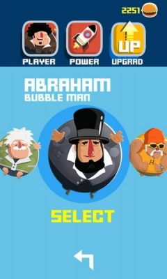 Скриншоты android игры Bubble Man: Rises. Скачать Bubble Man: Rises бесплатно
