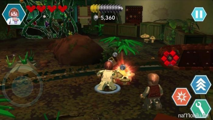 LEGO JURASSIC WORLD ДЛЯ ANDROID - …