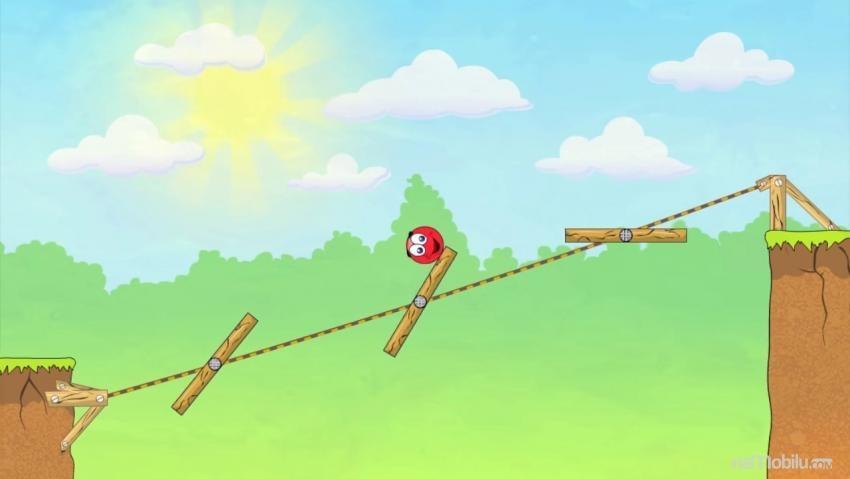 Скачать игру красный мяч на андроид
