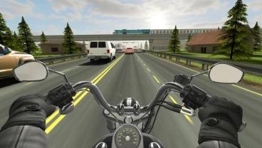 Скриншоты android зрелище Traffic Rider. Скачать Traffic Rider бесплатно