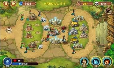 Скачать игры на андроид защита башни