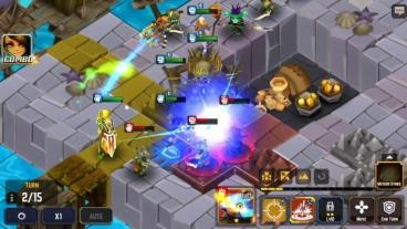 Скриншот android игры Legacy Quest: Rise Of Heroes
