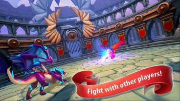 Игра на андроид драконы скачать