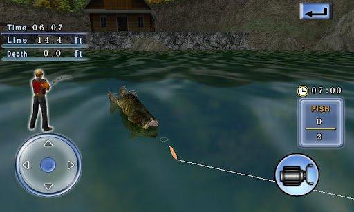 Игру Рыбалка На Лодке