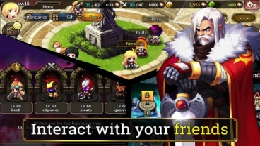 Скриншот android игры Zenonia S: Rifts In Time