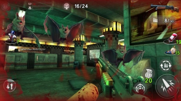 игры на андроид про зомби скачать