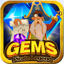 Gems: Pirate Legend