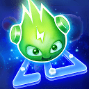 Glow Monsters: Maze Survival