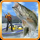 Bass Fishing 3D On The Boat / Рыбалка На Лодке