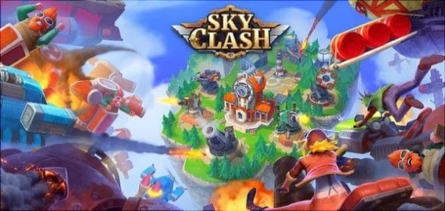 Скачать android игру Sky Clash: Lords Of Clans 3D на cмартфон и планшет. Sky Clash: Lords Of Clans 3D - android игра на телефон бесплатно