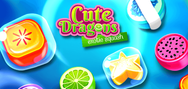Скачать android игру Cute Dragons: Exotic Squash на cмартфон и планшет. Cute Dragons: Exotic Squash - android игра на телефон бесплатно