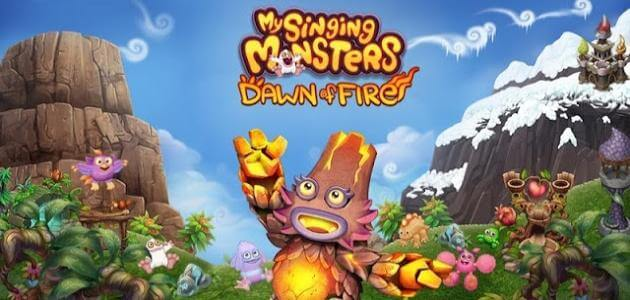 Скачать android игру My Singing Monsters: Dawn Of Fire на cмартфон и планшет. My Singing Monsters: Dawn Of Fire - android игра на телефон бесплатно