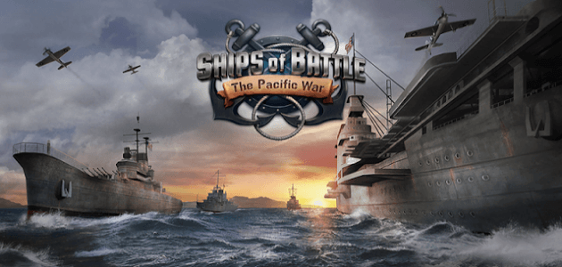 Скачать android игру Ships Of Battle: The Pacific на cмартфон и планшет. Ships Of Battle: The Pacific - android игра на телефон бесплатно