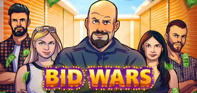Скачать android игру Bid Wars: Storage Auctions на cмартфон и планшет. Bid Wars: Storage Auctions - android игра на телефон бесплатно