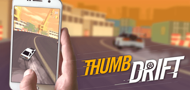 Скачать android игру Thumb Drift: Furious Racing на cмартфон и планшет. Thumb Drift: Furious Racing - android игра на телефон бесплатно