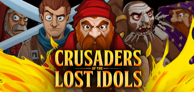 Скачать android игру Crusaders Of The Lost Idols на cмартфон и планшет. Crusaders Of The Lost Idols - android игра на телефон бесплатно