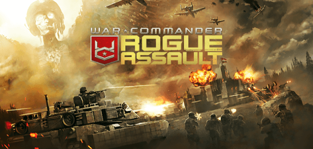 Скачать android игру War Commander: Rogue Assault на cмартфон и планшет. War Commander: Rogue Assault - android игра на телефон бесплатно