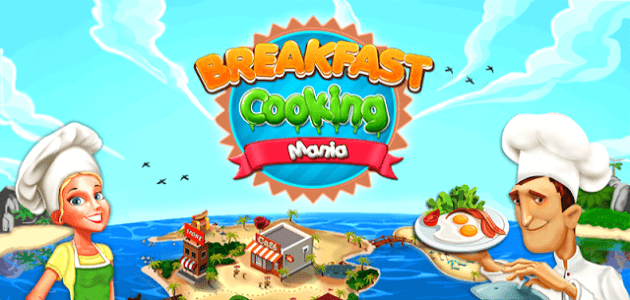 Скачать android игру Breakfast Cooking Mania на cмартфон и планшет. Breakfast Cooking Mania - android игра на телефон бесплатно