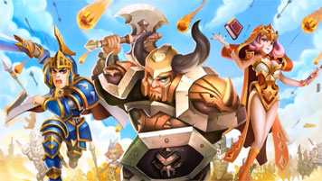 Скачать android игру King Of Legion: Alliance Battle на cмартфон и планшет. King Of Legion: Alliance Battle - android игра на телефон бесплатно
