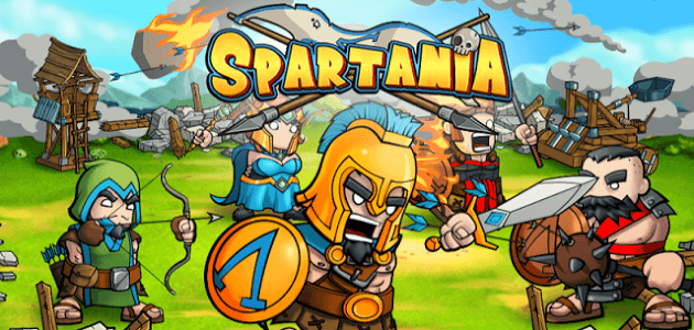 Скачать android игру Spartania War: Quest For Honor на cмартфон и планшет. Spartania War: Quest For Honor - android игра на телефон бесплатно