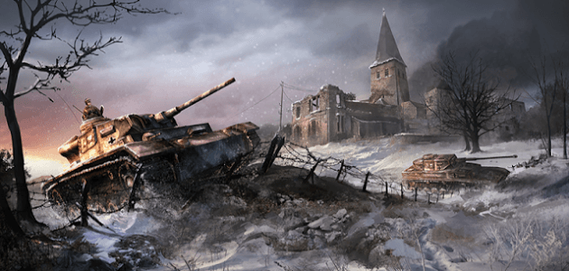 Скачать android игру Tanks Of Battle: World War 2 на cмартфон и планшет. Tanks Of Battle: World War 2 - android игра на телефон бесплатно