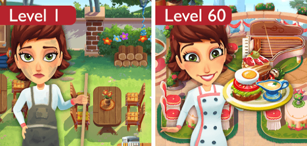 Скачать android игру Mary Le Chef: Cooking Passion на cмартфон и планшет. Mary Le Chef: Cooking Passion - android игра на телефон бесплатно