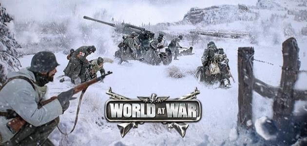 Скачать android игру World At War: WW2 Days Of Fire на cмартфон и планшет. World At War: WW2 Days Of Fire - android игра на телефон бесплатно