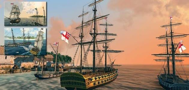 Скачать android игру The Pirate: Caribbean Hunt на cмартфон и планшет. The Pirate: Caribbean Hunt - android игра на телефон бесплатно