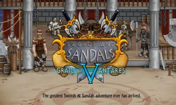 Мечи И Сандалии 3