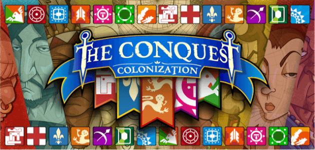 Скачать android игру The Conquest: Colonization на cмартфон и планшет. The Conquest: Colonization - android игра на телефон бесплатно