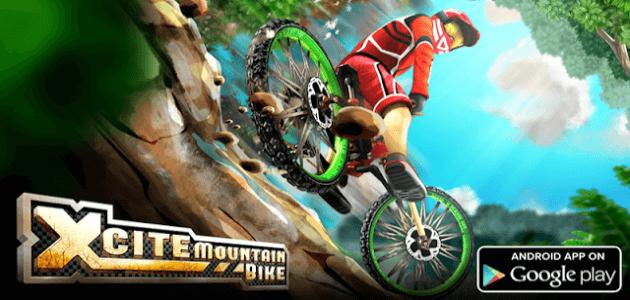 Скачать android игру Xcite Mountain Bike получай cмартфон равно планшет. Xcite Mountain Bike - android удовольствие получи зуммер бесплатно