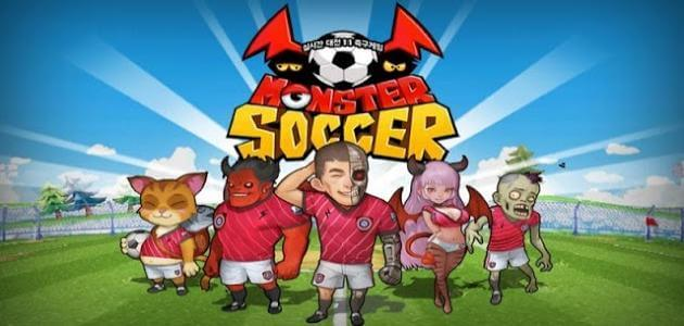 Скачать android игру Monster Soccer: Battle League на cмартфон и планшет. Monster Soccer: Battle League - android игра на телефон бесплатно