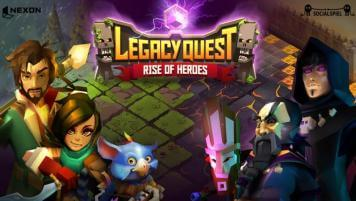 Скачать android игру Legacy Quest: Rise Of Heroes на cмартфон и планшет. Legacy Quest: Rise Of Heroes - android игра на телефон бесплатно