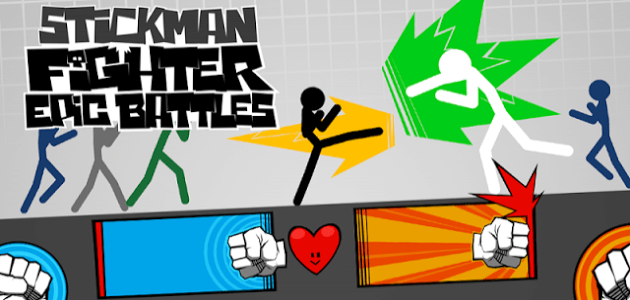 Скачать android игру Stickman Fighter: Epic Battles на cмартфон и планшет. Stickman Fighter: Epic Battles - android игра на телефон бесплатно