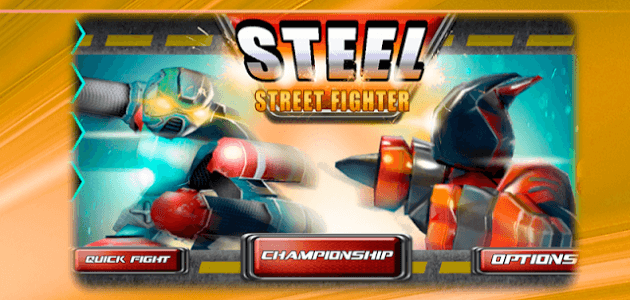 Скачать android игру Steel Street Fighter Club на cмартфон и планшет. Steel Street Fighter Club - android игра на телефон бесплатно