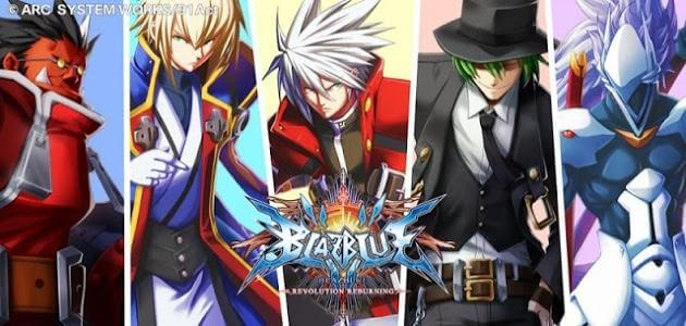 Скачать android игру BlazBlue: Revolution Reburning на cмартфон и планшет. BlazBlue: Revolution Reburning - android игра на телефон бесплатно