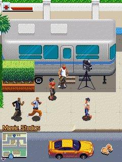 Игру Gangstar Crime City На Сотик