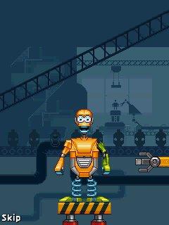 Игру Роботы На Телефон