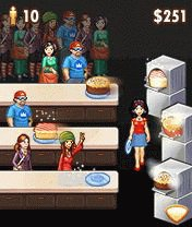 Download e~~cake mania celebrity chef 240 X 320 Mobile ...