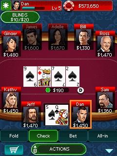 Скачать игру Покер на Мобильный