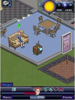 Скриншоты java зрелище The Sims 0: Supernatural / Симсы 0: Сверхъестественное. Скачать The Sims 0: Supernatural / Симсы 0: Сверхъестественное бесплатно