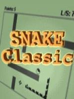 Snake Classic / Классическая Змейка