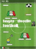 Finger Doodle Football