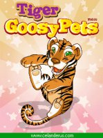 Goosy Pets: Tiger / Милые Питомцы: Тигренок