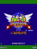 Скачать java игру Sonic the Hedgehog 0: Crash на телефон. Sonic the Hedgehog 0: Crash - проказа на подвижный бесплатно