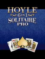 Hoyle 6 In 1 Solitaire Pro