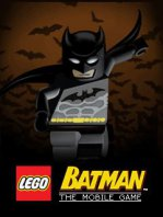 Lego Batman 0008 / Бэтмен Из Лего