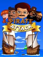 Скачать java игру Pirate Attack / Атака Пиратов на телефон. Pirate Attack / Атака Пиратов - игра на мобильный бесплатно