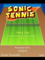 Скачать java игру Sonic Tennis / Теннис из Соником на телефон. Sonic Tennis / Теннис от Соником - проказа на стабильный бесплатно